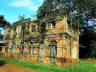 Casa Silva, em São Nicolau.