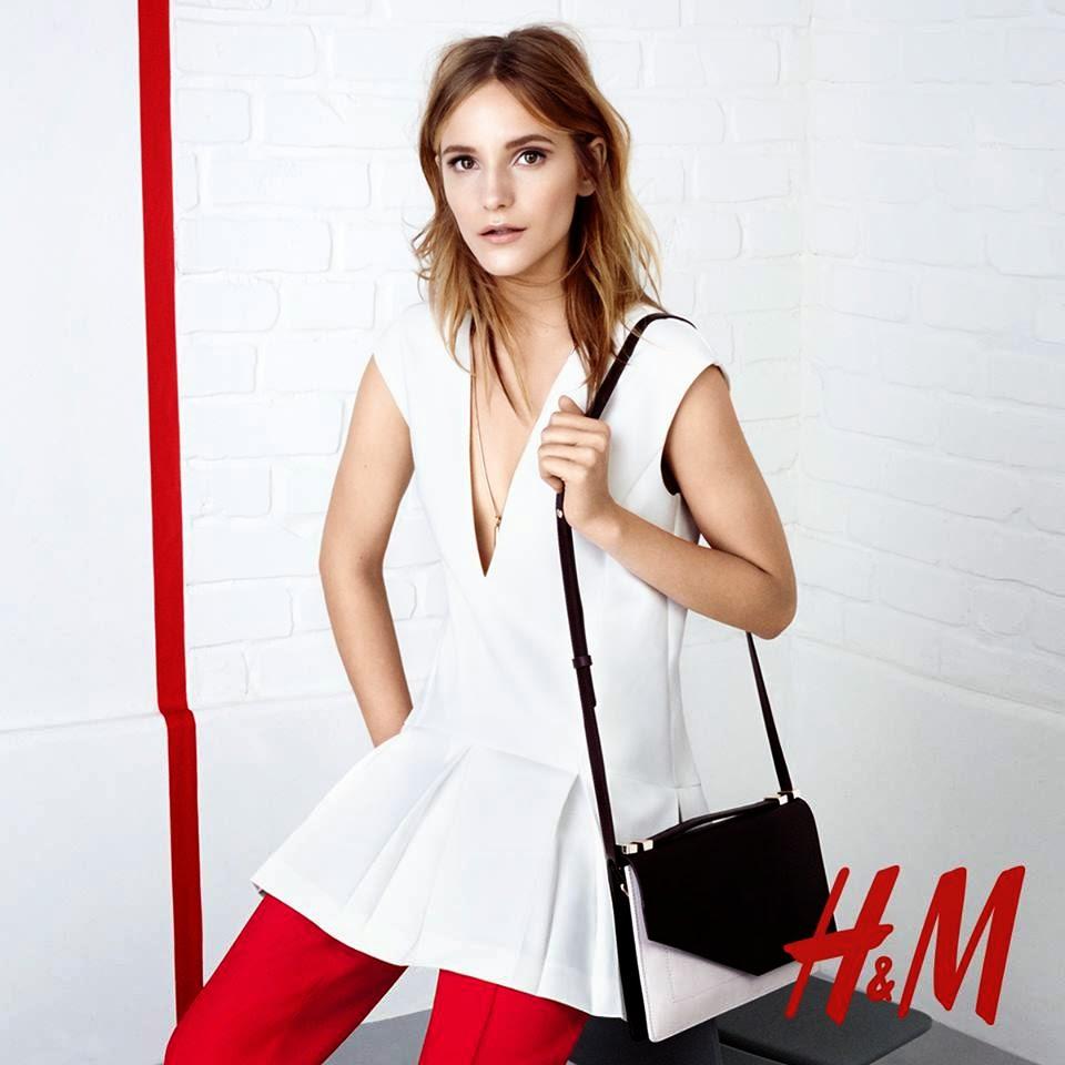 H&M 'Groovy Grace' Trend Update Lookbook Spring/Summer 2015