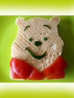 Сандвич за деца Мечо Пух