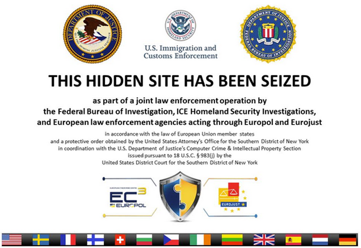 Feds Seize Silk Road 2.0 Servers