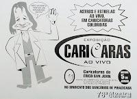 CARICARAS AO VIVO - Sindicato dos Bancários - Piracicaba, SP (2007)