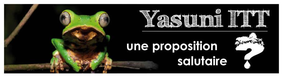 Yasuni ITT : une proposition salutaire ?