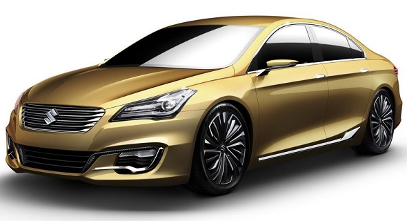 new car launches august 2013Maruti Suzuki to replace SX4 with YL1 Concept Spy Images inside