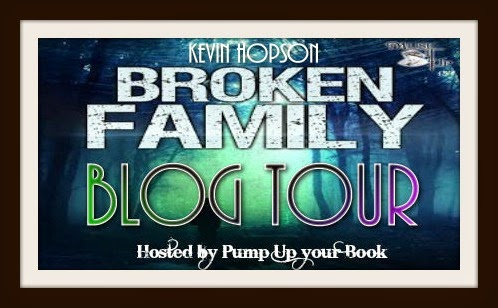 broken family book blog tour