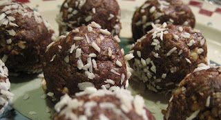 raisin walnut balls a vegan recipe for toddlers