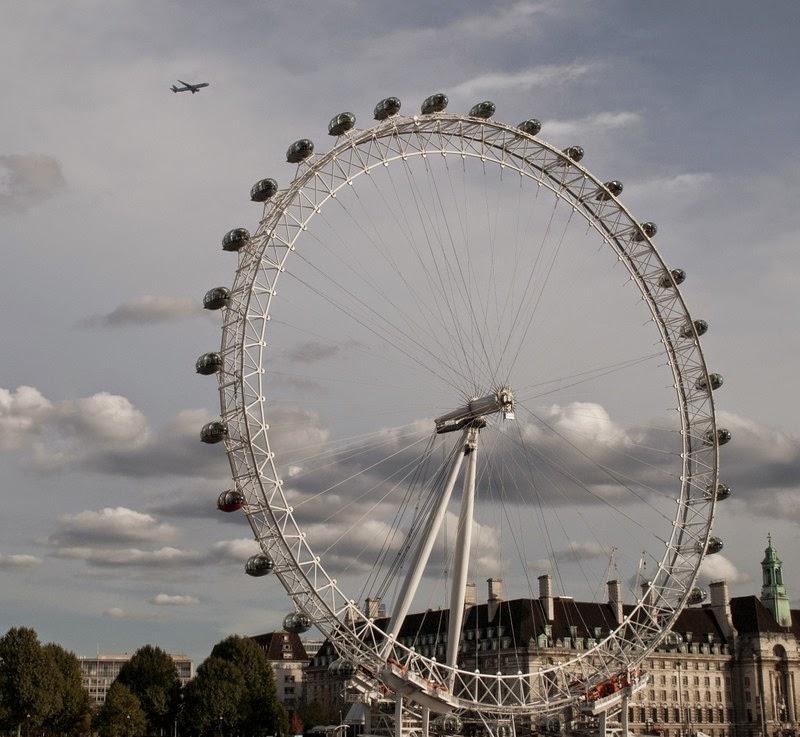 diabelski młyn Londyn