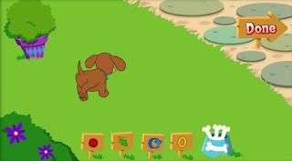 Entrenar perro Dora
