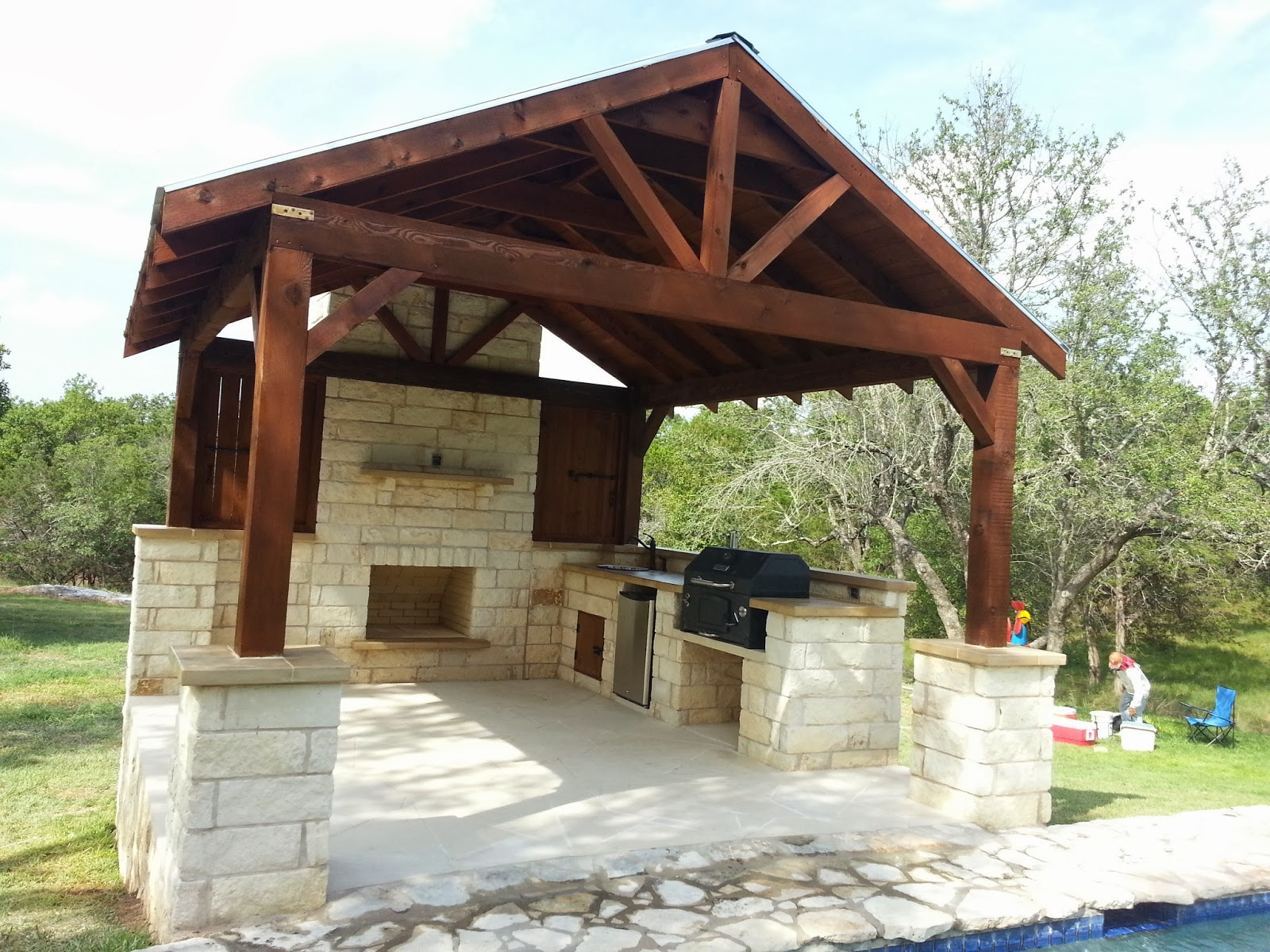 Austin Outdoor Kitchens Masonry Contractor In Georgetown Texas Masonry Contractor In