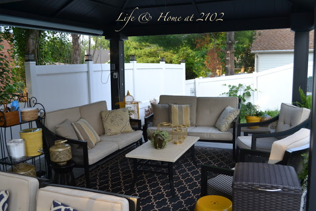 Mixing High And Low In My Home- Guest Post From Life And Home At 2102 • Sweet Parrish Place