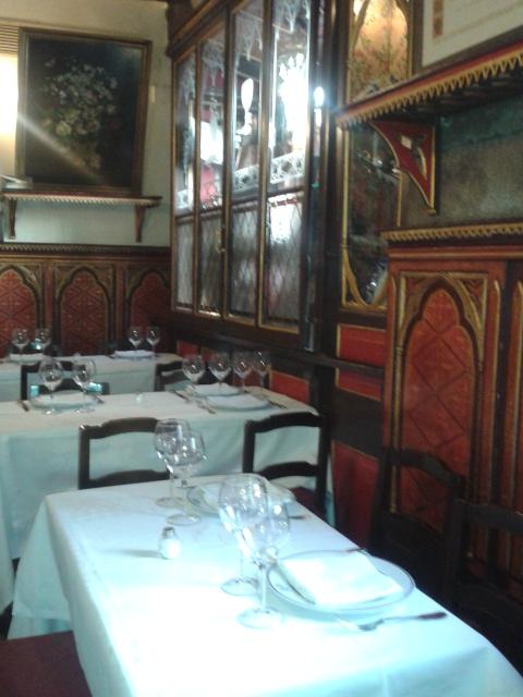 Restaurante Botín. (1725)