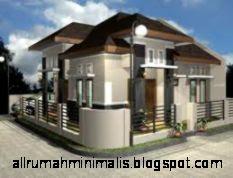 rumah tingkat minimalis hook