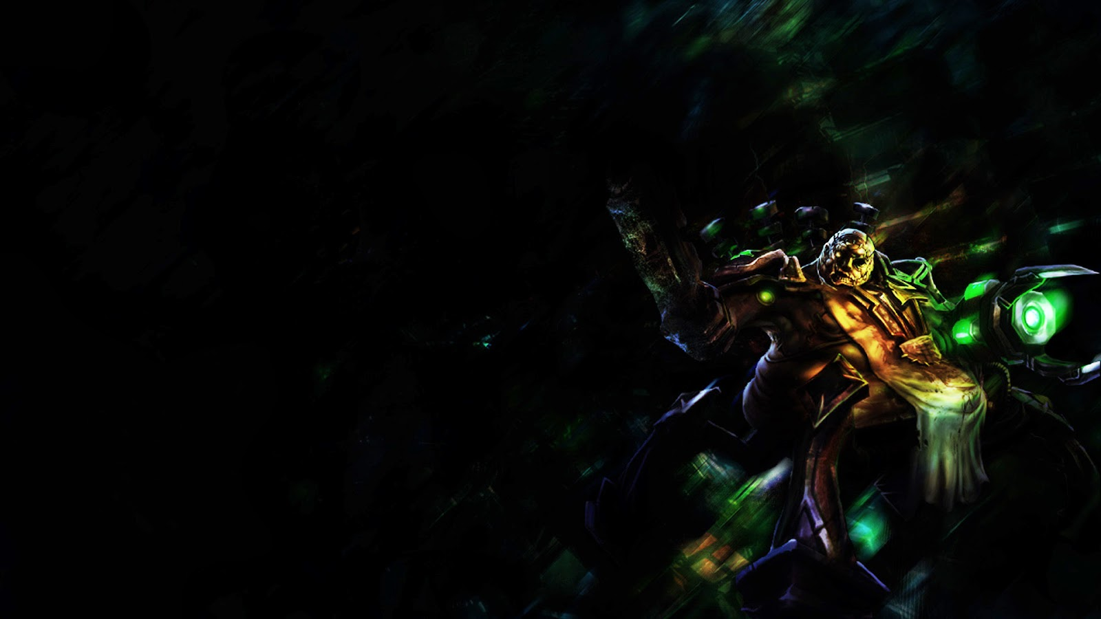 Urgot League of Legends Wallpaper