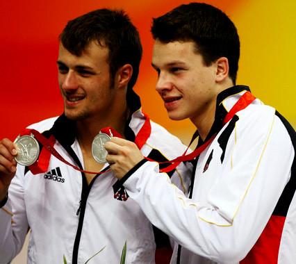 Sascha Klein and Patrick Hausding • Divers