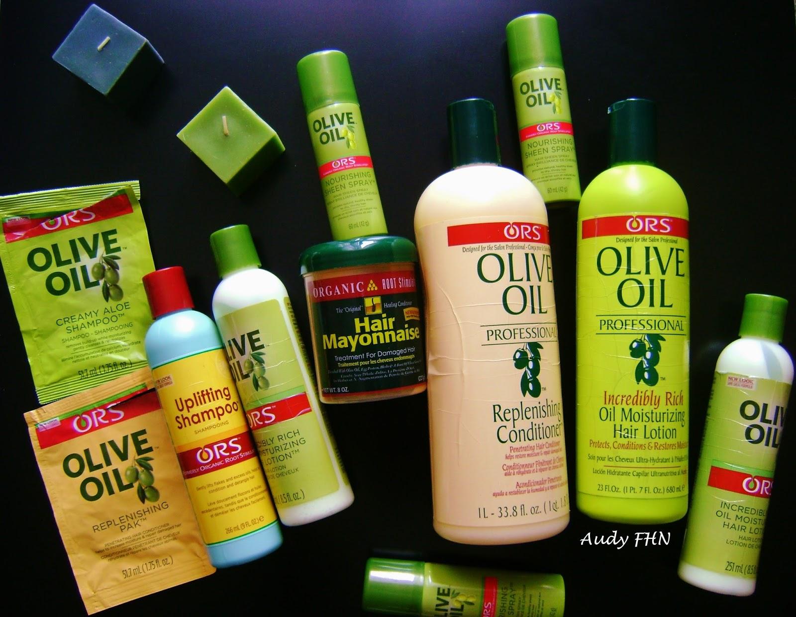 Mon avis sur la gamme Olive Oil de la marque Organic Root