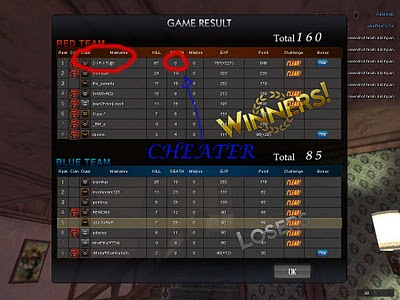 Cheat PB Point Blank Terbaru 20 Januari 2012 Wallhack + AutoHeadshoot