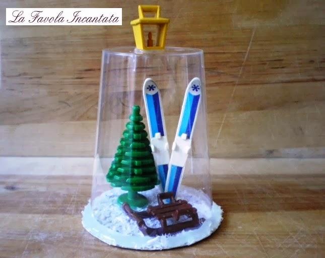 La favola incantata le ultime dal blog - Bicchieri decorati per natale ...