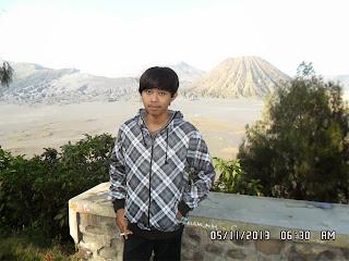 Admin yoshiewafa di Gunung Bromo
