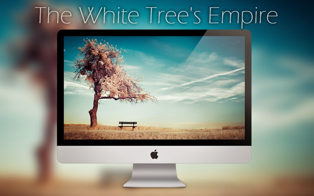 The White Tree's Empire Wallpaper