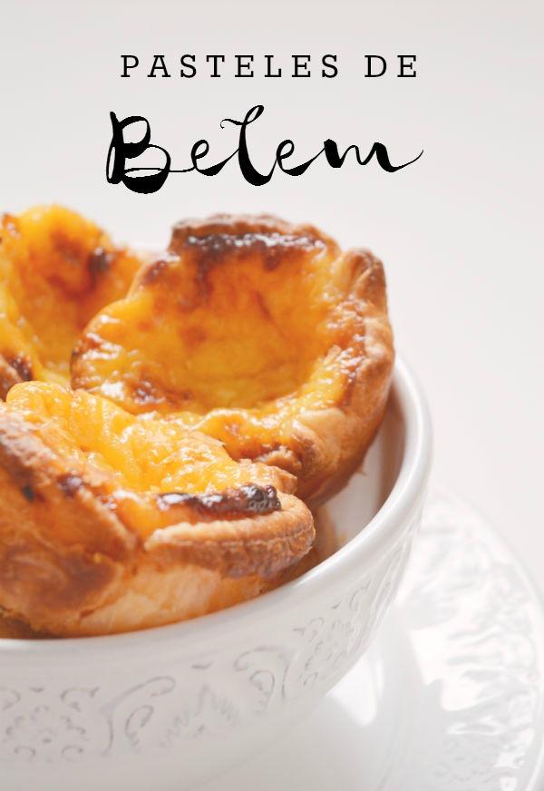 Cómo hacer pasteles de Belem