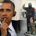 Estado Islâmico diz que vai cortar a cabeça de Obama na 'Casa Branca'