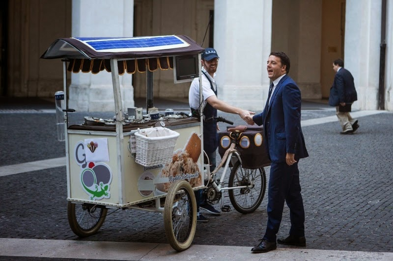 Grom: Italian Ice Cream and Renzi