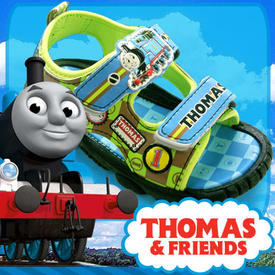 Thomas and Friends Toddler Shoes