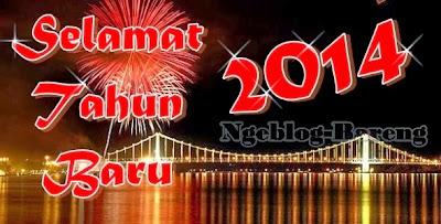 Kumpulan Sms Selamat Tahun Baru 2014 Terbaru