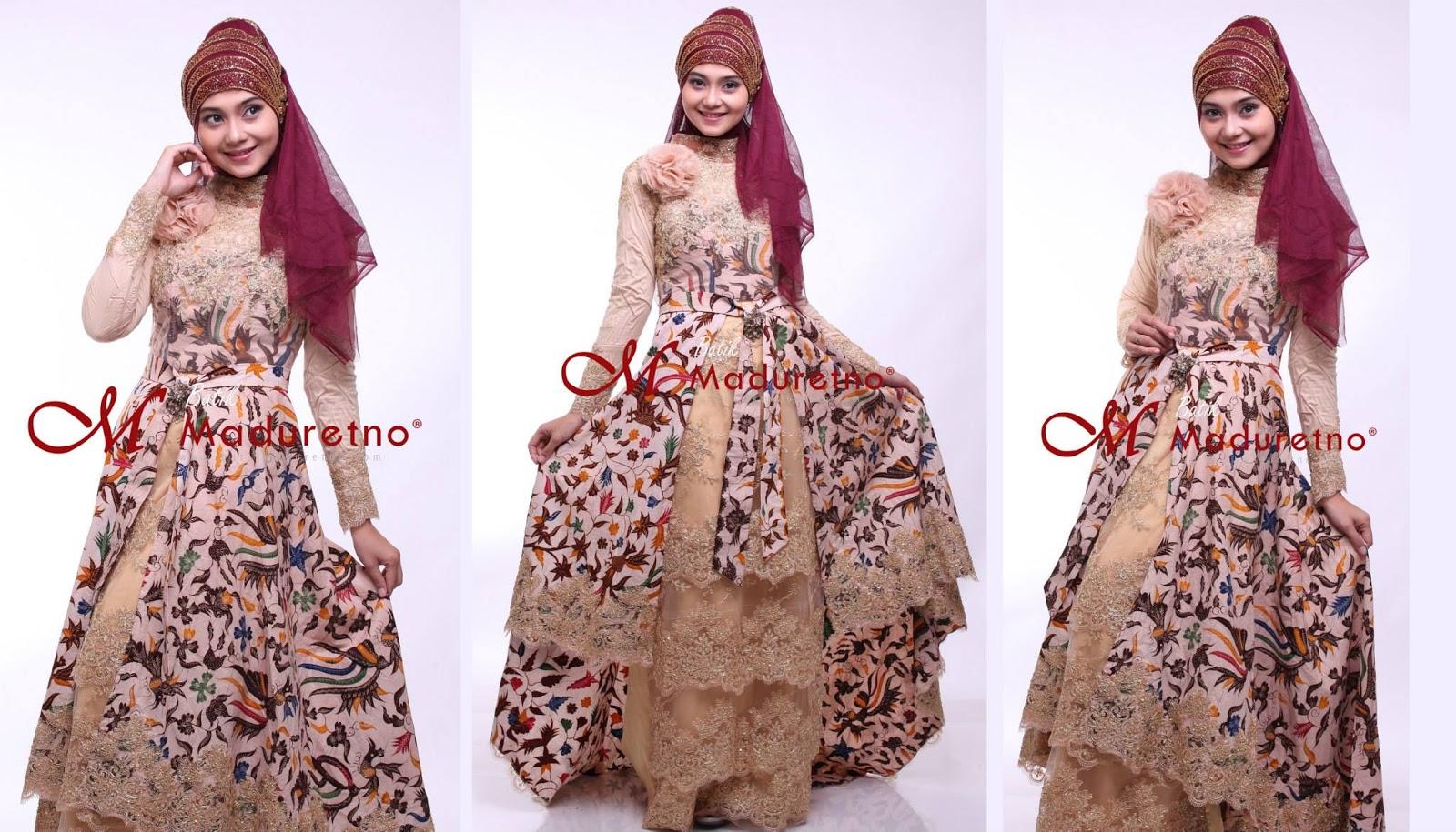 Tren Fashion Fashin Baju Batik Wanita