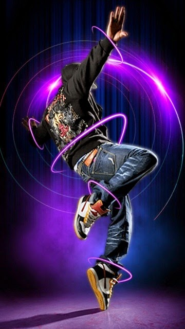 Any Body Can Dance: Hip-hop Dance Wallpapers
