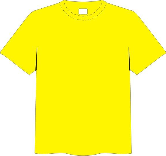 Neon clothes clip art cliparts for Neon coloured t shirts