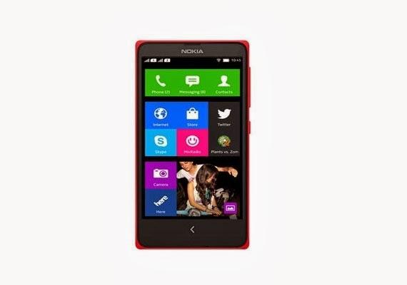 Nokia gulirkan pembaruan Nokia X versi 1.1.2.2