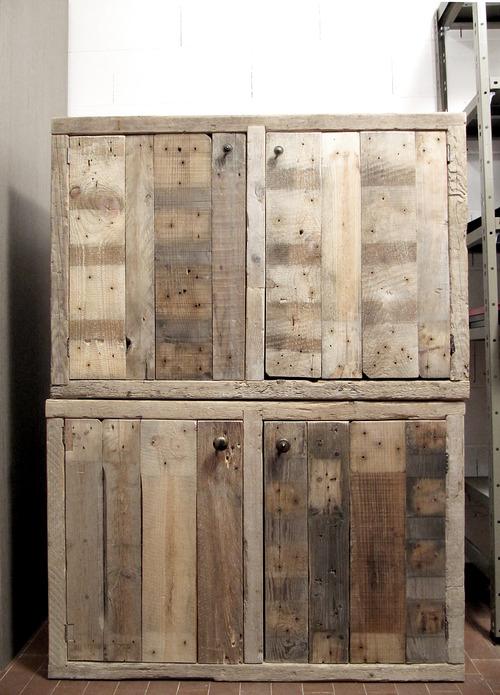 legno di recupero by sandra caleffi