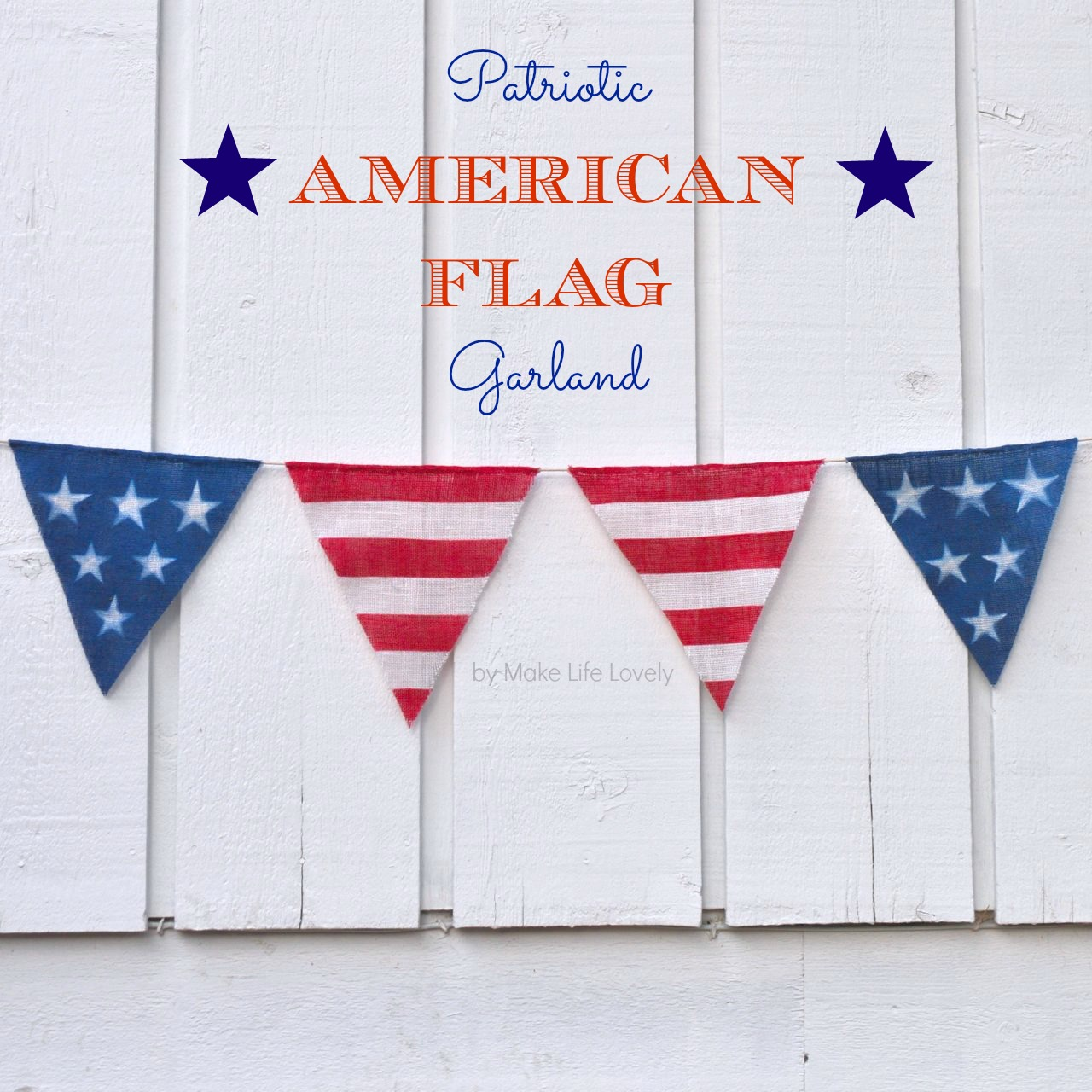 Fourth of july decoration free america printable make for American flag decoration ideas