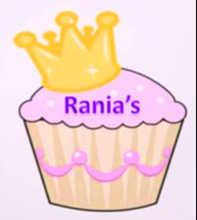 Rania's cupcakes