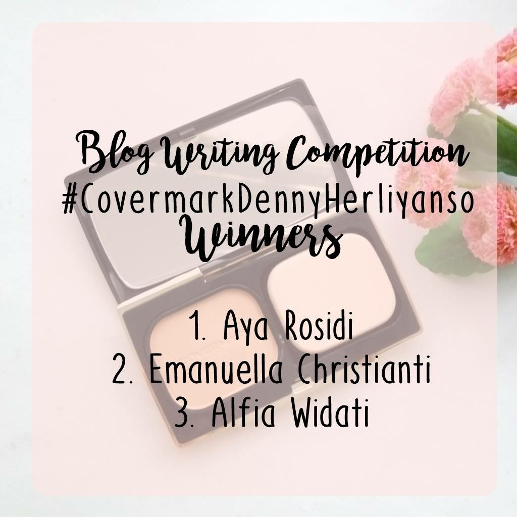 WINNER OF IFB X COVERMARK BLOG COMPETITION