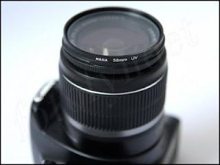UV-filter, ett skyddande kameratillbehör