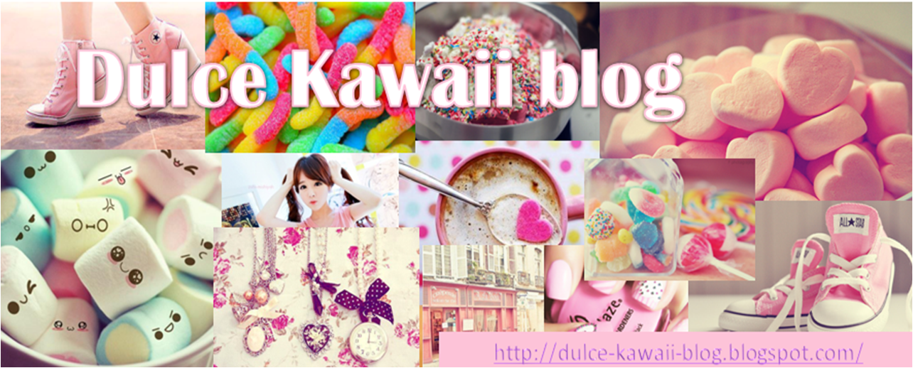 Dulce kawaii blog
