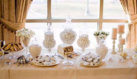 the candy buffet company