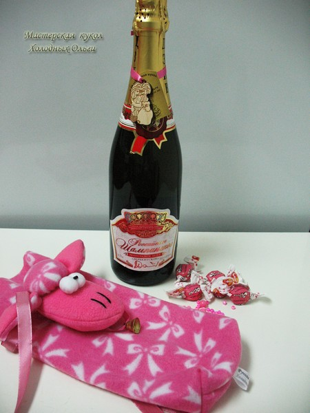 Упаковка шампанского
