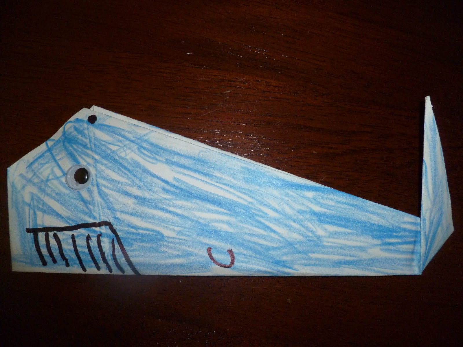 apologia swim creatures crafts baleen toothed whales mama to