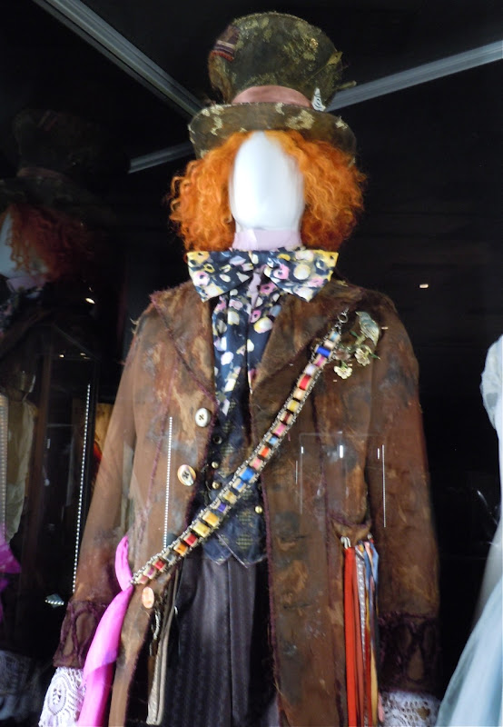 Mad Hatter Johnny Depp outfit