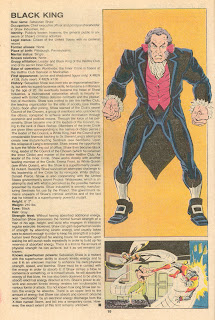 Rey Negro (ficha marvel comics)