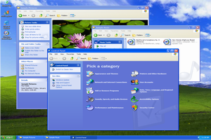 Windows XP Professional SP3 Screenshot-2