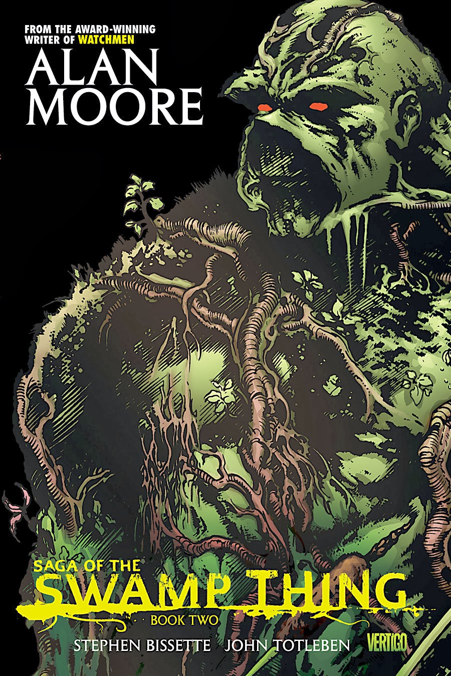 Uncommon Comics: Saga of the Swamp Thing, Book Two