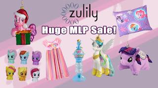 Huge MLP Sale at Zulily