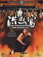 Los vengadores shaolin (Hong Xi Guan) (1977)