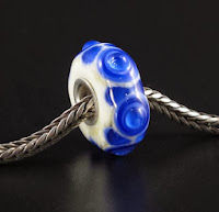 handmade lampwork big hole beads