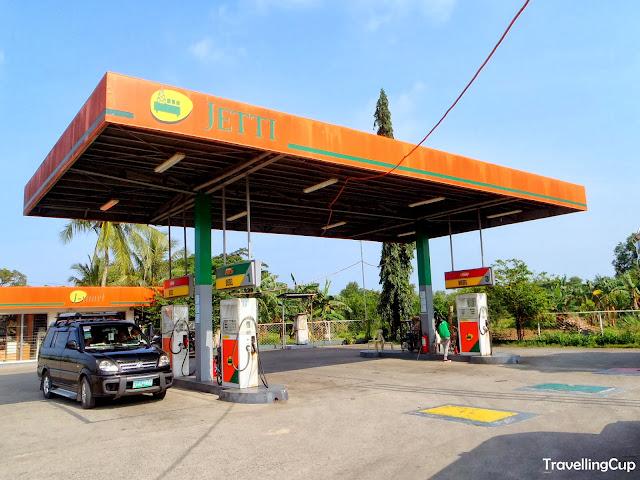 Jetti Gas Station