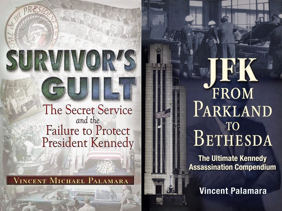 SURVIVOR'S GUILT and JFK: FROM PARKLAND TO BETHESDA