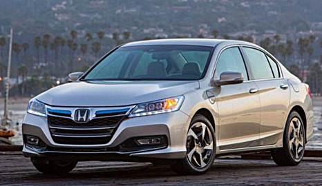 2018 Honda Accord Specs